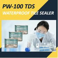 China Odorless Tile Waterproofing Sealer  For Shower Walls Zero Formaldehyde on sale