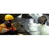 Buy cheap 50FT telescopic Long Reach Telescopic Water Rescue Poles / Carbon Fiber Tubes from wholesalers