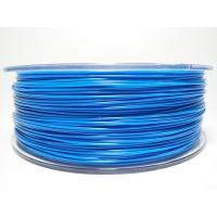 High Strength Blue ABS 3D Printer Filament 1.75mm / 3mm Diameter Low Warping