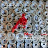 Buy cheap Vitrified bond diamond grinding wheel for PCD   sarah@moresuperhard.com from wholesalers