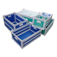 Buy cheap Moistureproof Corrosion Resistance Plastic Moving Boxes Correx Box For Food / Drink from wholesalers