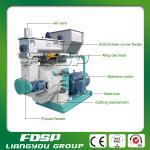 Buy cheap Advanced technology wood biomass stalk pellet press machine& pelleting making machine from wholesalers