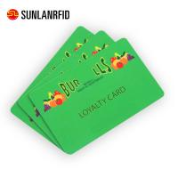 Buy cheap HF 13.56mhz NXP MIFARE® Plus 2k / 4k / 8K PVC cards for Campus card from wholesalers