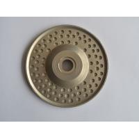 Buy cheap 100mm Electroplated Diamond Grinding Wheel For Angle Grinder High Cutting Speed from wholesalers
