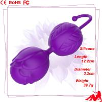 Buy cheap Smart Ben Wa Balls Vaginal Tight Exercise Female Kegel Ball Sex Toys Vagina Trainer from wholesalers