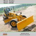 Buy cheap SDLG LINGONG G9220 Motor Grader,China best Lingong grader from wholesalers