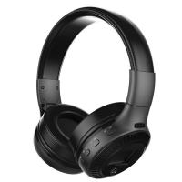 Buy cheap BK-B19 Bluetooth Headphones with mic fm Radio Stereo Bass Headset for iphone mobile Computer Wireless earphones+TF card from wholesalers
