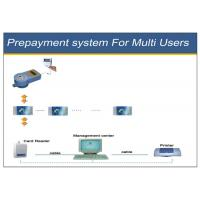 Buy cheap IC Card Prepaid Metering Systems Simple Operation One Smart Card For Multi Users from wholesalers