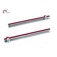 Buy cheap Zinc Plated 550mm Quadrant Shower Trays Supporting Rails from wholesalers