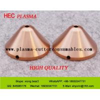 Buy cheap Plasma Cutting Swirl Gas Cap 11.833.101.158  V4350 For Kjellberg FineFocus Consumables from wholesalers