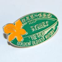 Buy cheap Competitive price OEM Iron / Brass Die Struck With Soft Enamel LAPEL PIN BADGE from wholesalers