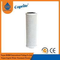 Buy cheap 10 CTO Drinking Water Filter Cartridges  / Coconut Carbon Block Filter Cartridge from wholesalers