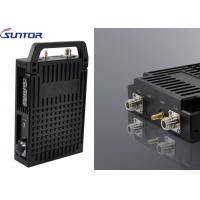 Buy cheap High Bandwidth COFDM Wireless transmitter IP MESH Solution Transmission For 5KM product