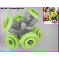 Buy cheap plastic kitchen seasoning cans, seasoning box, seasoning sets, kitchen accessory product