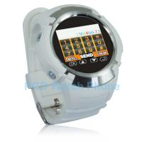 Buy cheap MQ222 Smart GPRS, GSM Bluetooth Wrist Watch Phone with Buetooth, Camera from wholesalers