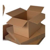 Buy cheap Single / Double Wall Cardboard Storage Boxes With Lids Cardboard Shipping Boxes from wholesalers