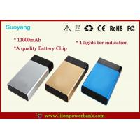 Buy cheap Blackberry 11000 mAh Li Ion Power Bank For Smartphone samsung S3 S4 S5 from wholesalers