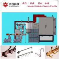 Buy cheap Metal Clothes Hook Arc Ion Plating Machine High Vacuum Vertical Orientation from wholesalers