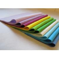 Buy cheap 100% Viscose Non Woven Felt Wiping Rags 34*37cm Industrial Felt Fabric product