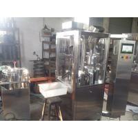 NJP-400 Fully Automatic Capsule Filling Machine Manufacturer For 000-5# Caspule