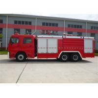 Buy cheap Diesel Fuel Vacuum Water Tanker Fire Truck from wholesalers