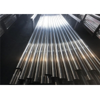 Buy cheap AISI 304 Polished Stainless Steel Welded Tube 0.3-50mm Wall Thickness from wholesalers