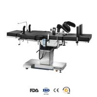 Buy cheap 120mm Kidney 300 mm Elevation Bridge Back Memory Double Control Operating Table For Surgery product