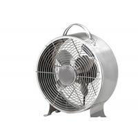 Buy cheap High Velocity Retro Oscillating Table Fan 23cm For Personal Home / Office from wholesalers