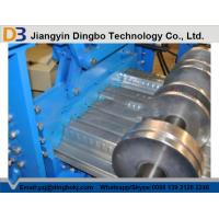 Buy cheap Easy Operation Customized Sheet Metal Decking Roll Forming Machine Controled by PLC System from wholesalers