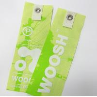 Buy cheap OK3D Custom  Blinkblink Hologram Sticker 3D Hangtag Paper Tag for garments and shoes product