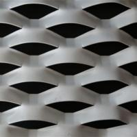 Buy cheap Expanded Aluminum /Aluminum Expanded Metal Mesh|In Flat and Raised Forms For Curtain Wall from wholesalers