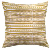 Buy cheap Outdoor Decorative Pillow cover / zebra print cushions 18 x 18 inch from wholesalers