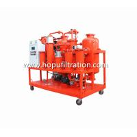 Buy cheap Waste Lube Oil Recycling System, Lube Oil Vacuum Dehydration Machine, Fulids Treatment Plant, impurity remove from wholesalers