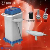 Buy cheap Portble all color tattoo removal nd yag laser tattoo removal machine from wholesalers