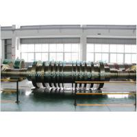 Buy cheap Custom Heavy Alloy / Stainless Steel Forgings Large Forged Shaft Steam Turbine Rotor product