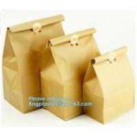 Buy cheap promotion gift bag bagease kraft paper bag fast food paper bag,take away fast food grade brown bread low cost paper ba from wholesalers