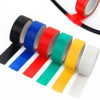 Buy cheap Splice and insulate wires up to 600V Electrical Tape ,0.18mm thick ,various color from wholesalers