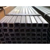 Buy cheap High Frequency Welding Hollow Steel Pipe , Steel Rectangular Tubing For Building Material from wholesalers