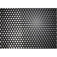 Buy cheap Square Hole Perforated Stainless Steel Plate , Length 1m Perforated Mesh Sheet product