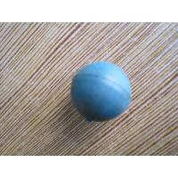 Buy cheap 6 Inch Styrofoam Balls Shaped Sponges , Concrete Pump Hose Cleaning Soft Rubber Sponge Ball from wholesalers