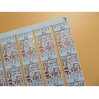 Buy cheap OSP PCB on 1.6mm Tg170 FR-4 White Solder Mask	and no silkscreen color from wholesalers