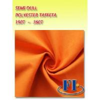 Buy cheap 290t Polyester Taffeta from wholesalers