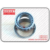 Buy cheap Rear Hub Outer Bearing Isuzu Truck Spare Parts Cxz51k 6wf1 1098122320 1-09812232-0 from wholesalers