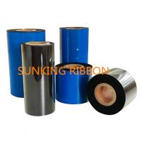 Buy cheap 110mm x 450m Premium Resin Enhanced Wax Ribbon for Thermal Transfer Printers from wholesalers