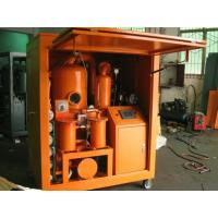 Buy cheap Vacuum Degassifier Series ZYD Oil Purifier/Oil Recycling from wholesalers