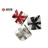 Buy cheap Kraft Paper Box Wedding Gift Wrapping Bags Self Adhesive Customized Design product