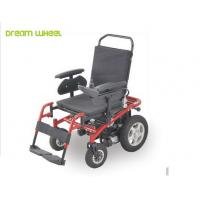 Buy cheap Handicap Electric Lightweight Mobility Scooter 4 Wheel Drive Power Wheelchair 70Kgs from wholesalers