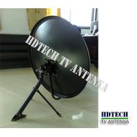 Buy cheap KU-BAND 80cm Residential Television Antenna Satellite Dish TV from wholesalers