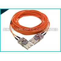 Buy cheap Fanout Passive Direct Attach Copper Cable 100G QSFP28 To 4 x 25G SFP28 from wholesalers