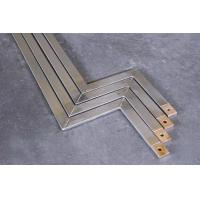 Buy cheap Ti-Cu Clad Copper Titanium Rod Bar With Bending Ends For Electrolysis / Hydrometal Use from wholesalers